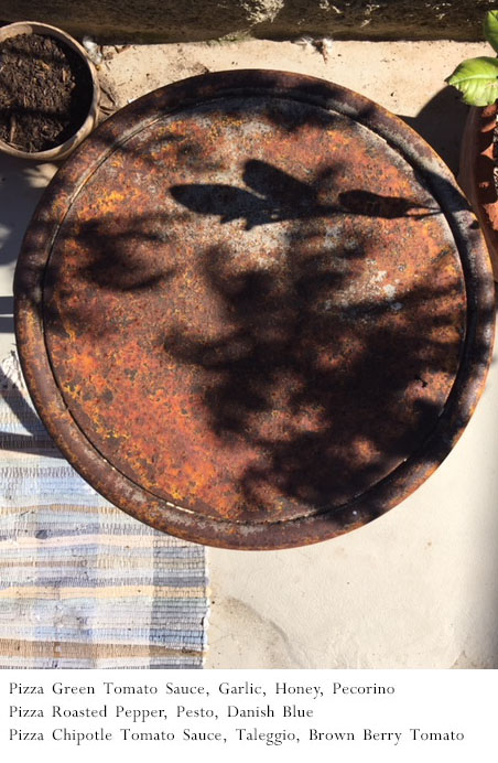 Rust half