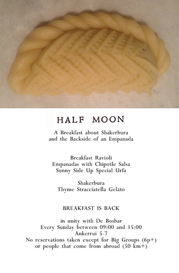 half moon half