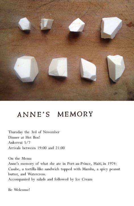 anne's memory