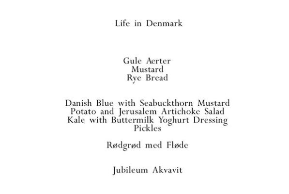 life in Denmark 1