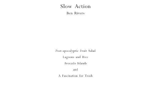 slow action 1