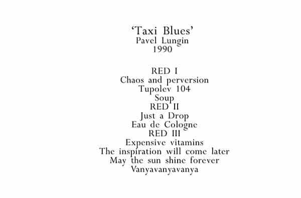 taxi blues 7