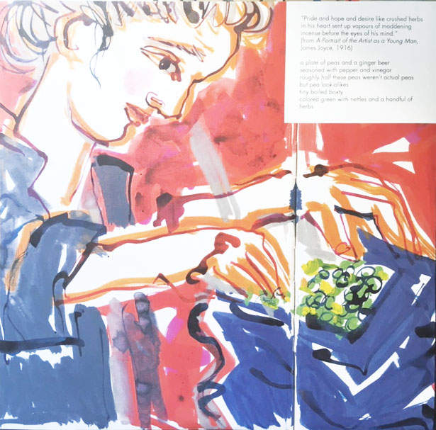 LP Curious043 Event | Publication: Nico Dockx | Graphic design: Jean-Michel Meyers, Nico Dockx | Drawings: Patrick Pleutin